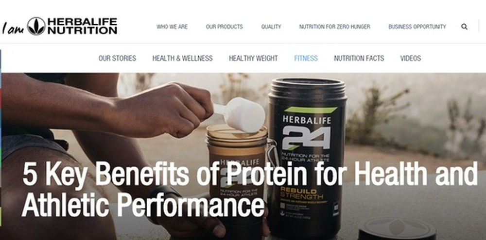 5 Key Benefits of Protein for Health and Athletic Performance