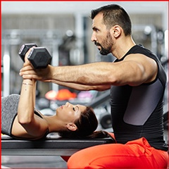 Personal Training Services by TIS Fitness Systems