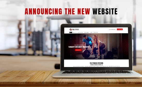 Announcing the New Website - TIS Fitness Systems